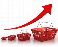 INS: Managerii estimează o creştere a preţurilor în comerţul cu amănuntul în următoarele trei luni