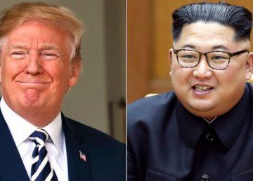"""Trump, mulțumit că """"omul rachetă"""" este bine sănătos"""