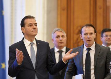 """Orban, despre moțiunea de cenzură psd-istă: """"Arată iresponsabilitatea acestui partid"""""""