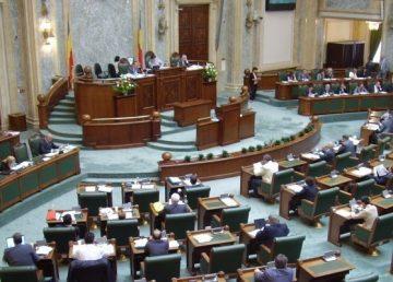 UPDATE. Legea carantinării și izolării va fi votată luni în Senat