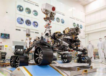 """VIDEO. NASA a amânat din nou lansarea roverului """"Perseverance"""" către Marte. Noi probleme cu echipamentele"""