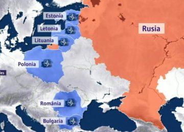 """Rusia, o ameninţare constantă în Flancul Estic al NATO. Răzvan Munteanu: """"Statele baltice ar fi mult mai expuse unei agresiuni venite din partea Moscovei în comparație cu România"""""""