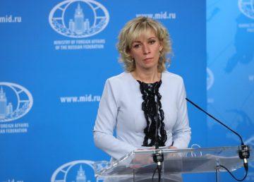 """Strategia Naţională de Apărare a României deranjează Kremlinul. Zaharova: """"Va fi folosită pentru creşterea prezenţei militare a NATO şi SUA în regiunea Mării Negre"""""""