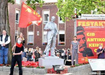 Lenin și războiul statuilor