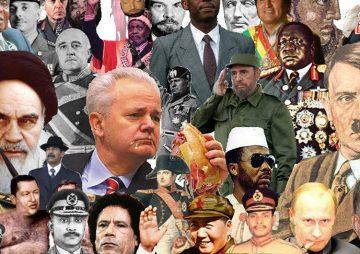 Cod portocaliu de dictatură
