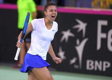 Jaqueline Cristian s-a calificat în semifinalele de la Winners Open. Irina Begu, în formă slabă