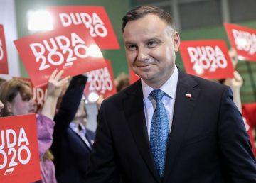 UPDATE. Alegeri prezidenţiale în Polonia. Andrzej Duda a câştigat la scor strâns încă un mandat