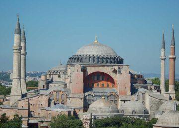 Pompeo i-a solicitat Turciei să nu schimbe statutul de muzeu al Hagiei Sofia