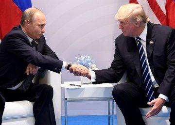 Trump a dialogat telefonic cu Putin pe tema controlului arsenalelor nucleare