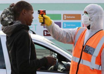 Africa de Sud a depășit pragul de jumătate de milion de infectări cu COVID-19