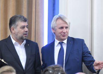 """Congresul tulbură apele în PSD! Teodorovici, un nou atac la interimatul lui Ciolacu: """"Dacă acceptați ca reforma PSD să înceapă cu un jaf ... noapte bună"""""""
