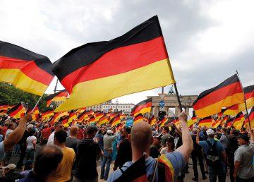 SONDAJ YouGov. 47 % dintre germani sunt în favoarea reducerii numărului de militari americani de pe teritoriul naţional