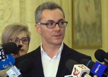 """Stelian Ion: """"Astăzi vom trimite la CSM proiectul pentru desființarea SIIJ"""""""