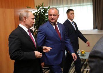 Dodon, în criză? R. Moldova, de la pandemie la promisiunile Kremlinului
