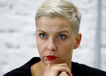 Maria Kolesnikova, răpită din centrul Minskului, arestată de forţele lui Lukaşenko la frontiera cu Ucraina