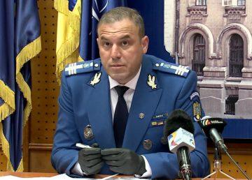 UPDATE. Șeful Jandarmeriei Române, sub urmărire penală pentru uzurparea funcției