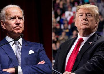 """Biden l-a desființat pe Trump: """"Responsabilitatea unui preşedinte este să protejeze poporul american, iar el nu face asta"""""""