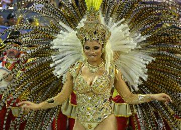 Carnavalul de la Rio, amânat din cauza COVID-19
