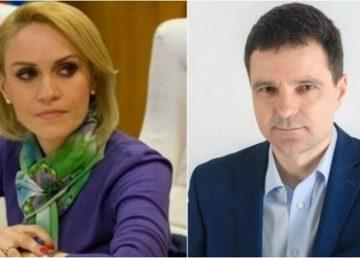 """Nicuşor Dan vrea o dezbatere electorală unu la unu cu Gabriela Firea. """"Vin oriunde, şi la STB şi la Termoenergetica"""""""