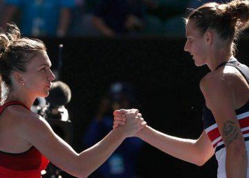 """Simona versus Pliskova, în marea finală de la Roma. """"Sper să fac un meci bun și să câștig"""""""