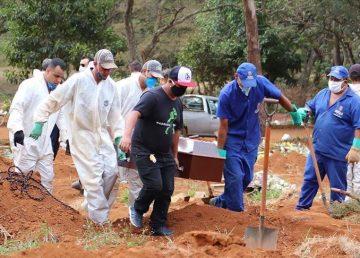 Brazilia a depășit pragul de 130.000 de morți din cauza COVID-19. Urmează valul al doilea al pandemiei