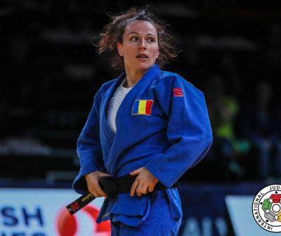 Grand Slam-ul de Judo de la Budapesta. Andreea Chițu a obținut medalie de bronz la categoria 52 de kilograme