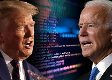 """UPDATE. Alegeri prezidențiale în SUA. Biden: """"E clar că suntem în avantaj în suficiente state încât să ajungem la 270"""""""