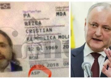 """""""Cazul Rizea"""" a picat prost în ecuația electorală a lui Dodon. SURSE: Ar putea fi extrădat în România între cele două tururi ale alegerilor prezidențiale din R.Moldova"""