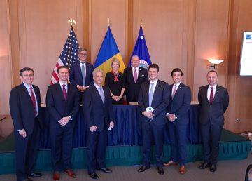 SUA, interesate să dezvolte proiectul Unităților 3 și 4 ale Centralei Nucleare de la Cernavodă