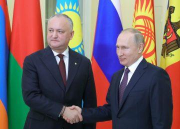"""Sforarii moscoviți ai """"președintelui"""" Dodon. Kremlinul și-a pierdut răbdarea cu """"omul Rusiei"""" (II)"""