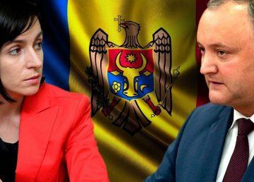 UPDATE. Alegeri prezidențiale în R.Moldova. Igor Dodon versus Maia Sandu, în turul al doilea din 15 noiembrie