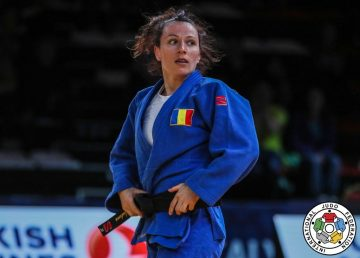 UPDATE.Campionatele Europene de Judo de la Praga. Andreea Chițu a câștigat medalia de argint la categoria 52 de kilograme