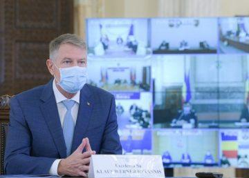 """UPDATE. Planul Național de Redresare și Reziliență. Iohannis: """"România trebuie să se conecteze la realitățile zilelor noastre"""""""