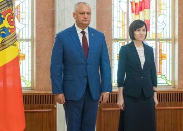 Maia Sandu și Moldova post-Dodon