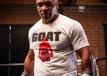 """VIDEO. Tyson, pregătit 100 % pentru meciul demonstrativ contra lui Jones Jr. """"Nu voi încerca să fac KO pe nimeni"""""""