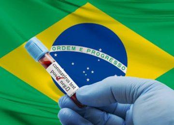 Brazilia se apropie de 6.290.272 de infectări cu COVID-19. Sao Paolo, pe primul loc la numărul de decese