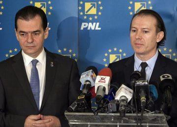 """Orban: """"Florin Cîțu, propunerea PNL de premier. Va urma o perioadă dificilă"""""""