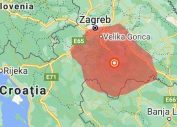 Croația, lovită de alte două seisme puternice miercuri dimineață