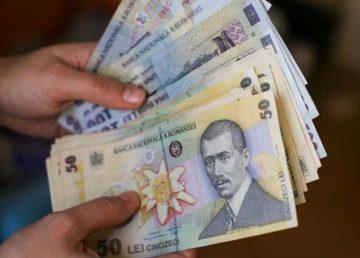 Guvernul va majora salariul minim pe economie la 2.300 lei brut de la 1 ianuarie 2021