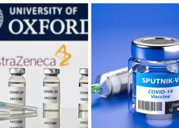 AstraZeneca va combina vaccinul său anti-COVID 19 cu Sputnik V