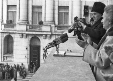 VIDEO. 31 de ani de la Revoluția Română din Decembrie 1989. 21 decembrie-începutul sfârșitului dictaturii ceaușiste