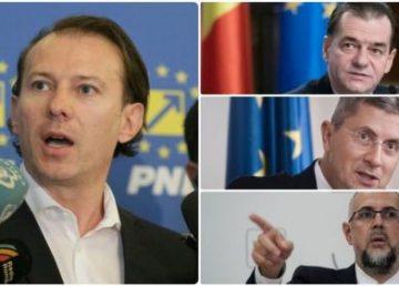 """UPDATE. Negocierile pentru susținerea guvernului Cîțu au început. Ghinea: """"Am stabilit cadrul de lucru, progresăm. Reformăm România"""""""