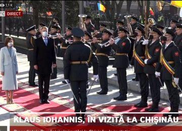 Iohannis și fereastra de oportunitate din R.Moldova